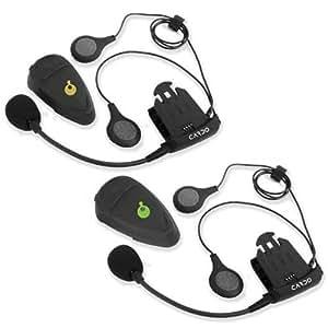 Cardo Scala Rider Teamset Bluetooth Headset mit Intercom