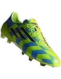 buy online 9f753 aa0b2 adidas Fußballschuh F50 adizero Crazylight TRX FG grünblau