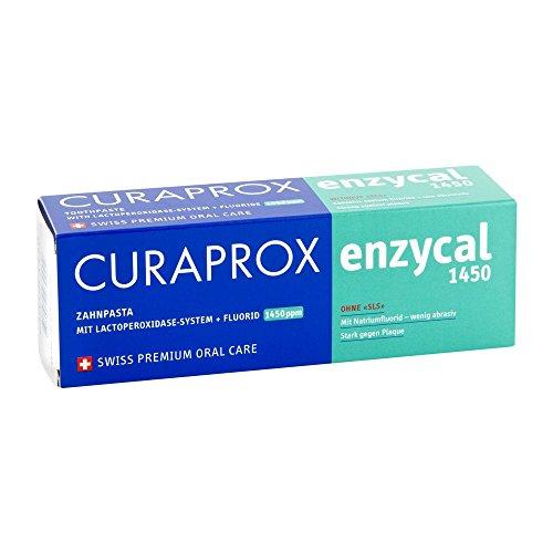 Enzycal Curaprox Zahnpasta 75 ml
