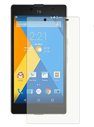 Tidel 2.5D Tempered Glass Screen Guard Protector for Micromax Yu YUPHORIA AQ5010