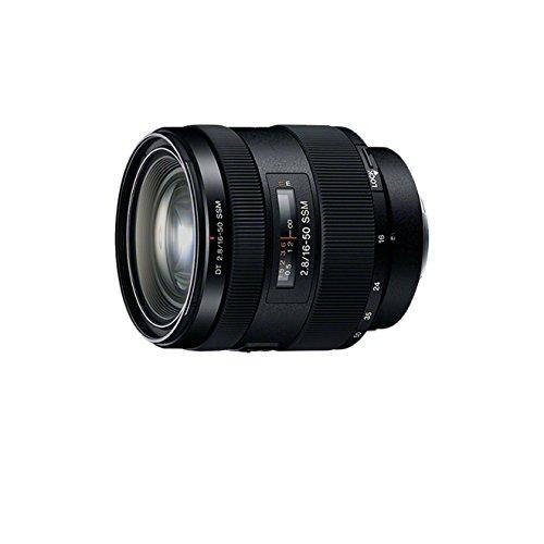 Sony SAL1650, Standard-Zoom-Objektiv (16-50 mm, F2,8 SSM, A-Mount APS-C, geeignet für A77/A58 Serien) - Objektiv Dt Sony