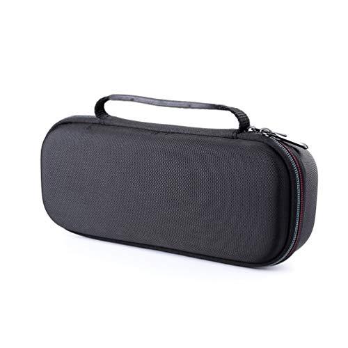 HOCOVER Bluetooth Lautsprecher Aufbewahrungstasche Stoßfest Glatter Doppelreißverschluss Stoßsicherer Tragekoffer und Wasserbeständigkeit Staubdichtes Eva Material -