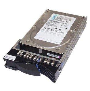 19K0652 - IBM HDD 18.2GB FIBRE CHANNEL HOT SWAP 10K, FOR EXP500 & FASTT200RSTORE UNIT - Hdd 10k Fibre