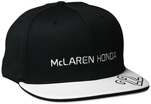 McLaren F1 - Gorra para Hombre, Talla única, diseño de Mariposa