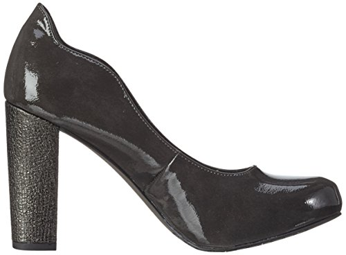 Tamaris Damen 22439 Pumps Grau (Graphite Pat. 263)