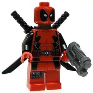 Lego Deadpool! - Wolverine's Chopper Showdown Set 6866 ... |Lego Marvel Superheroes Deadpool Set