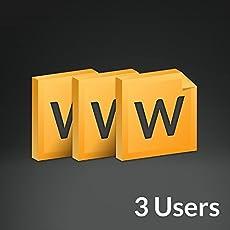 WORK[etc] [3 Benutzer Paket | 30 Tage kostenlose Testversion [Abonnement] Subscription]