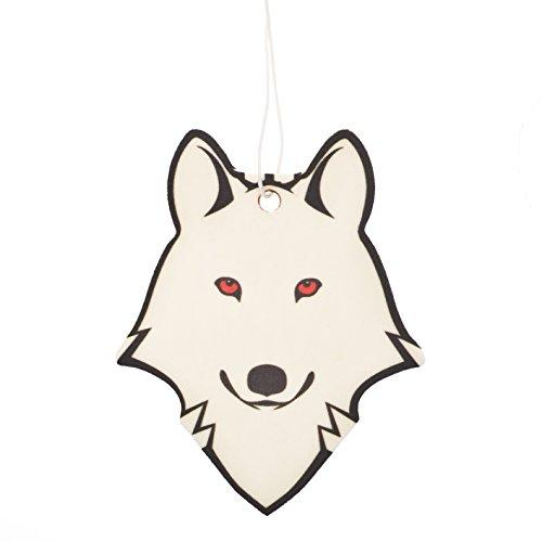 Dire Wolf Air Freshener, inspired by Ghost on Game of (Geist Zubehör)