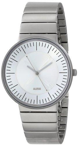 Alessi - AL8000 - Montre Homme - Automatique - Analogique - Bracelet Acier Inoxydable Argent