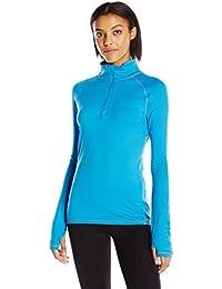Hanes Womens Sport Performance Fleece Quarter Zip Sweatshirt
