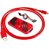 NOYITO Microcontrollers PICkit2 V2.60 PIC KIT2 Debugger Programmer For PIC DSPIC PIC32 PIC24 - Upgraded Version