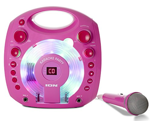 ion-audio-karaoke-party-impianto-karaoke-portatile-con-luci-led-colorate-altoparlanti-integrati-e-mi