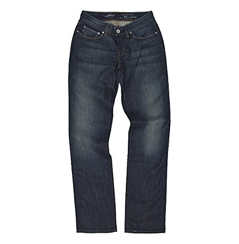 Levis® BOLD CURVE STRAIGHT LEG Jeans in Dunkelblau