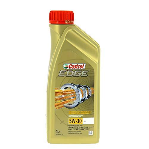Castrol 15666 Olio Motore Castrol Edge 5W30 LL, 1Litro