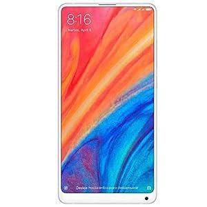 """Xiaomi MI Mix 2S - Smartphone DE 5.9"""" (Qualcomm Snapdragon 845, RAM de 6 GB, Memoria de 64 GB, Dos cámaras de 12 MP, Android 8.0) Color Blanco [Versión española]"""