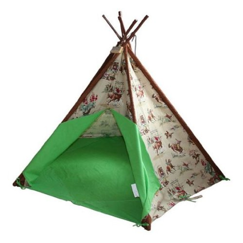 wigwam-teepee-play-tent-canvas-cowboys-indians