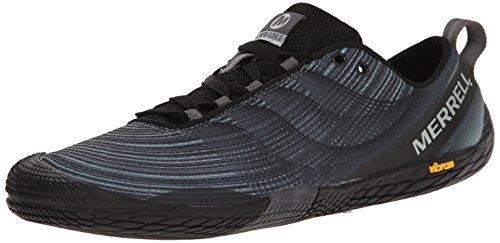 Merrell - Vapor Glove 2, Scarpe da corsa da uomo, Blu (RACER BLUE/BRIGHT GREEN), 41.5