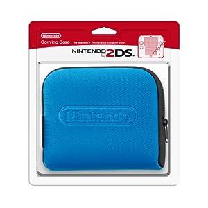 Nintendo 2DS Tasche schwarz-blau