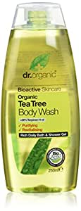 Dr.Organic Tea Tree Detergente Corpo 250 ml
