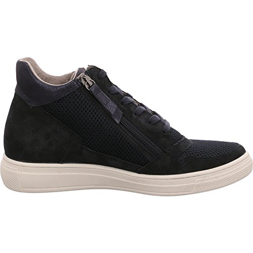 Gabor Comfort, Sneakers Basses Femme Bleu (nightblue 46)
