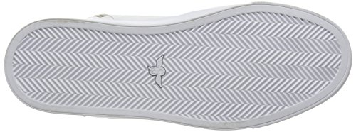Creative Recreation Adonis, Sneaker Alte Uomo Bianco