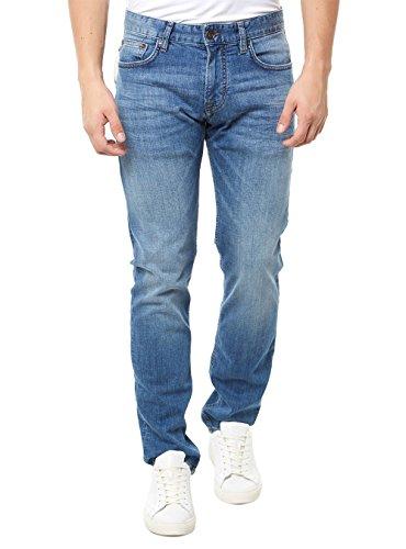 traight Jeans 15 Jjd-02mitch 10001638 04, Blau (Blue 435), 34W / 34L ()