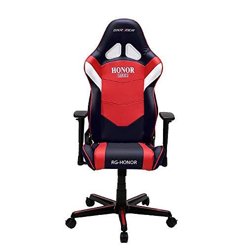 smzzz Bürostuhl Chefsessel,Bürostuhl Gaming Stuhl Chefsessel ergonomisches Design, bis zu 150 kg belastbar