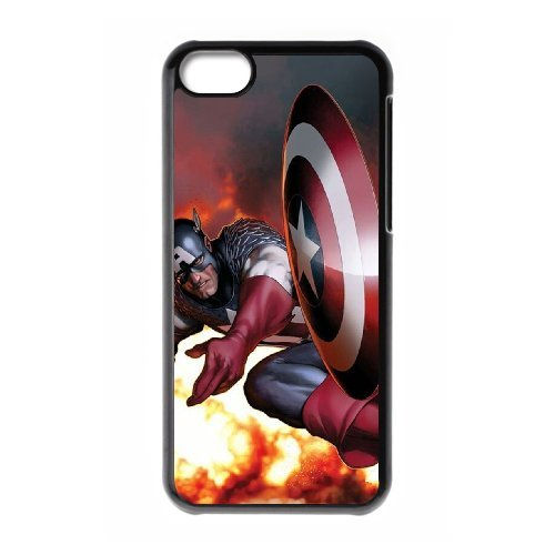 LP-LG Phone Case Of Captain America For Iphone 5C [Pattern-6] Pattern-2
