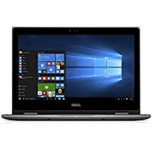 """Dell I5378-3031GRY-PUS Inspiron 13.3"""" 2-in-1 Laptop (7th Gen Core I3 (up To 2.40 GHz) 4GB 1TB HDD) Intel HD Graphics 620 Theoretical Gray"""