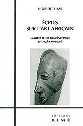 Ecrits sur l'art africain