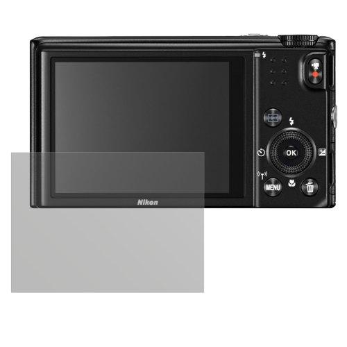 dipos I 6X Schutzfolie matt passend für Nikon Coolpix S9600 Folie Displayschutzfolie (Coolpix Nikon Kamera S9600)