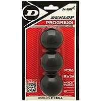 Dunlop Squash Kugeln 3er-Pack