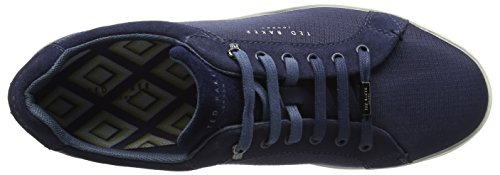 Ted Baker Klemes, Sneaker Uomo Blu (gris Oscuro)