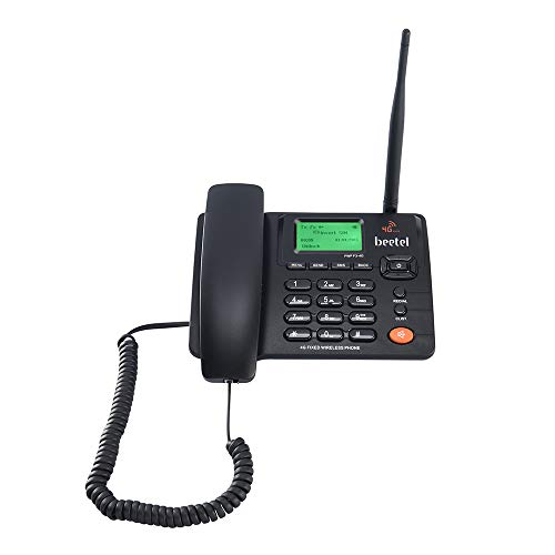 Beetel Fixed Wireless Phone F3-4G with Volte Support and WiFi Hotspot