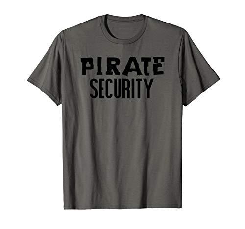 Piraten-Kostüm, lustig, für Halloween T-Shirt