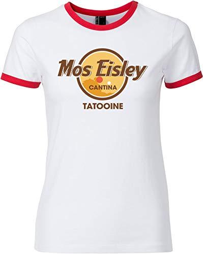 ey Cantina T-Shirt Damen | Frauen Shirt ()