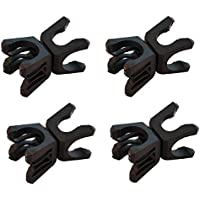 AND TREND Engarce Picas y Aros Pack 4 Unidades Negro