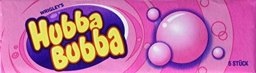 Preisvergleich Produktbild Wrigley Hubba Bubba Fancy Fruit,  20er Pack