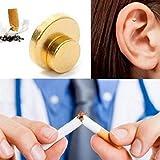Fumer Arrêter Magnet Dispositif d'abandon du Tabac Thérapie auriculaire magnétique