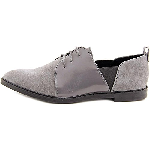Calvin Klein Darielle Femmes Daim Oxford Shadow Grey