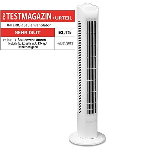 Bürotechnik Turmventilator Säulenventilator Ventilator Standventilator 3 Leistungsstufen