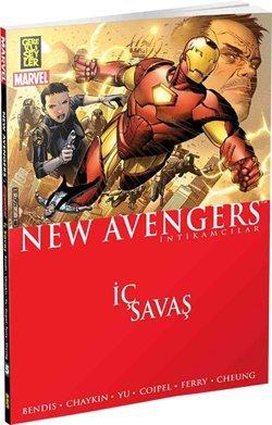 New Avengers Intikamcilar - Iç Savas