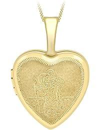 Carissima Gold Cadena con colgante de mujer con oro
