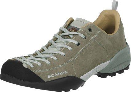 Scarpa Mojito Leather Scarpe avvicinamento - grigio