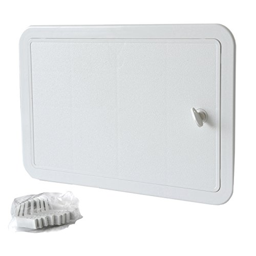 Die Belüftung si3020b-y Revisionsklappe aus ABS, weiß, 315x 215mm