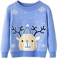 WAJLSWIK - Suéter de Navidad para niños y niñas