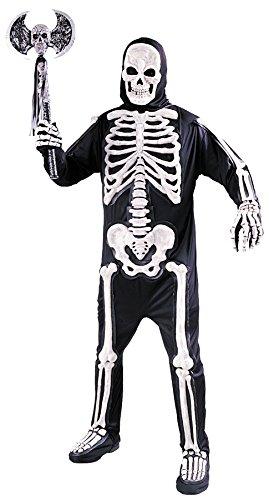 Kind Skelebones Kostüm - Kost-me f-r alle Gelegenheiten fw1008 V-llig Skele-Bones Erwachsene