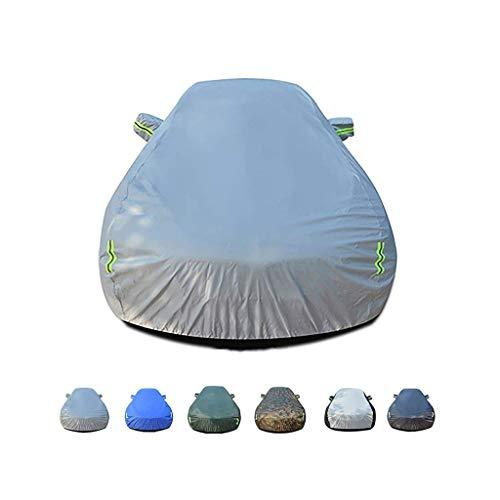 YHEGV Autoabdeckung funktioniert mit Qashqai | Alternative Verwendung innen und außen Regendicht, Winddicht, staubdicht, UV-beständig Nicht brennbar (Farbe: B)