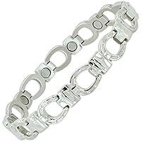 Damen Magnetisches Armband für Arthritis alle Größen Lucky Horse Schuh Magnettherapie Armband Geburtstag Geschenke... preisvergleich bei billige-tabletten.eu