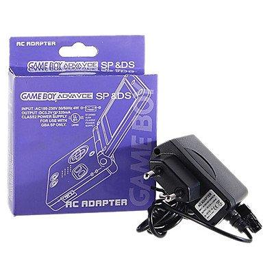 WH Universal Travel Power Adapter / Ladegerät für Nintendo DS / Gameboy Advance SP (Kit Ds Nintendo Travel)